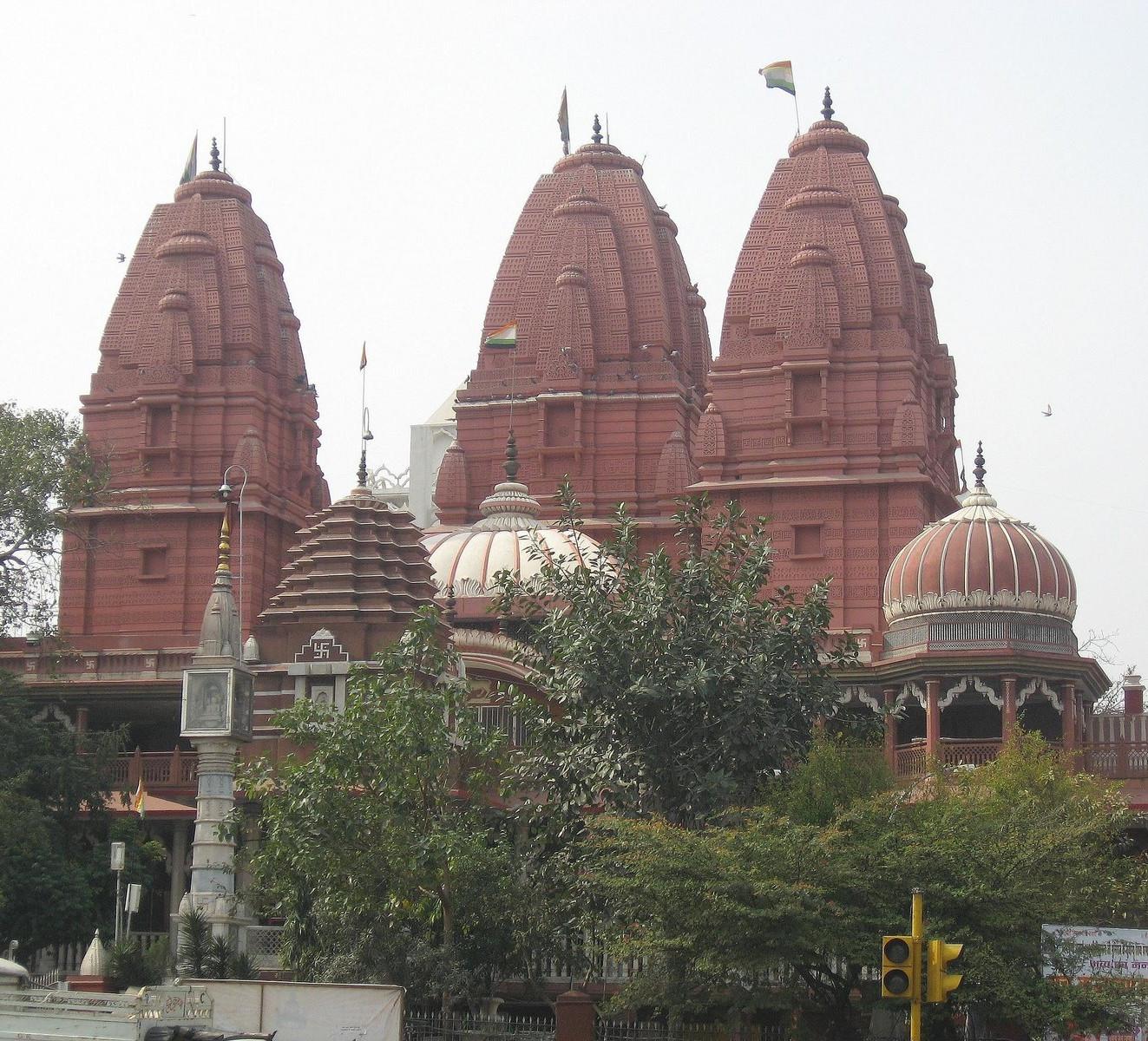 Sri Digambar Jain Lal Mandir 2-1
